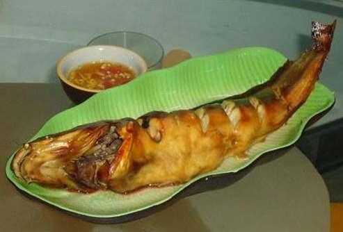Cá trê là món ăn ngon